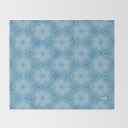 EisSterne Throw Blanket
