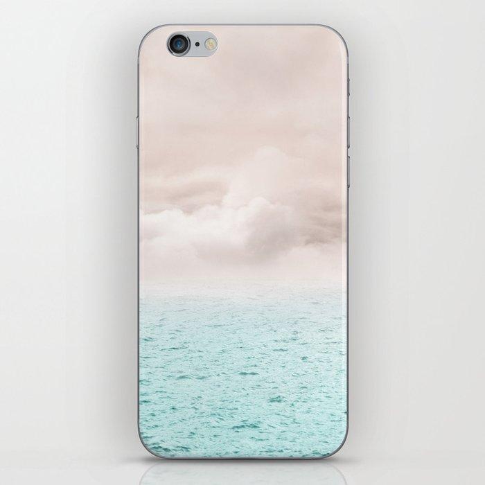Pastel vibes 40 - Serenity iPhone Skin