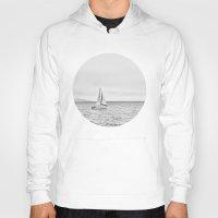 sail Hoodies featuring Sail by Colin Jorgen Van Zandbergen