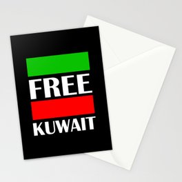 Kuwait Freedom Stationery Cards