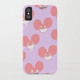 mau5 friends iPhone Case