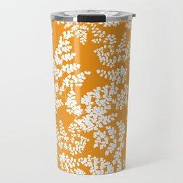 Spring Orange Travel Mug
