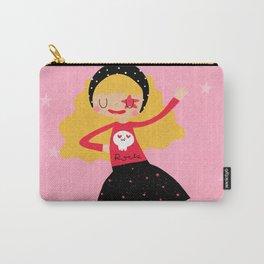 Rocker girl Carry-All Pouch