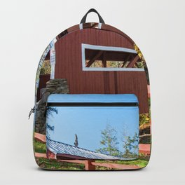 East and West Paden Twin Bridge Backpack