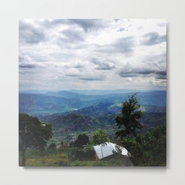 Land of a Thousand Hills Metal Print