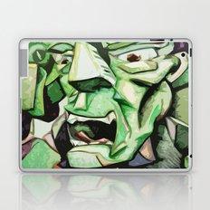 Hulk Abstract Laptop & iPad Skin
