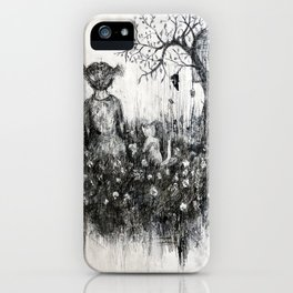 Symbiose iPhone Case