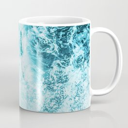 Perfect Sea Waves Coffee Mug