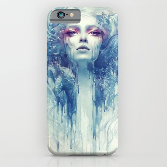 Oil iPhone & iPod Case