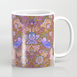 "William Morris ""Strawberry Thief"" 5. Coffee Mug"