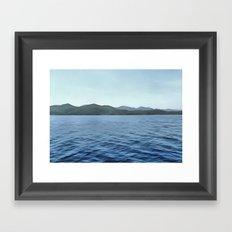 Seafarer Framed Art Print
