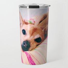 Dobby Dog Travel Mug
