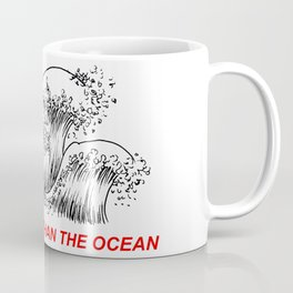 Love Deeper Than The Ocean Coffee Mug