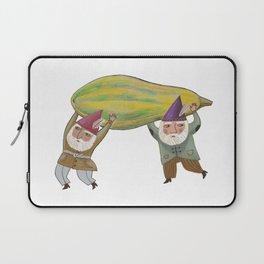 Squash Gnomes Laptop Sleeve