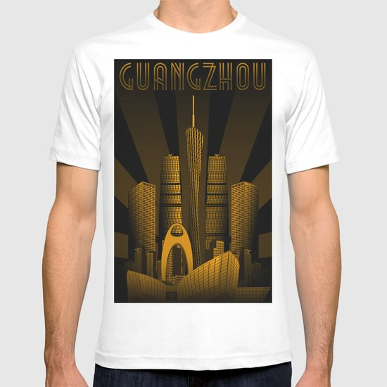 Guangzhou (China) T-shirt