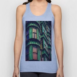 Day 55: Zoetrope Green Unisex Tank Top