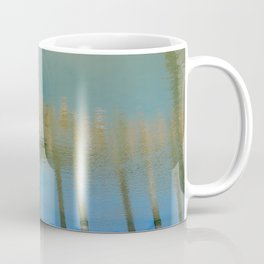 Reflets dans l'eau Coffee Mug