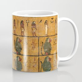 Tomb of Tutankhamun, The Western Wall  Coffee Mug