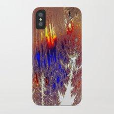 BBQ iPhone X Slim Case