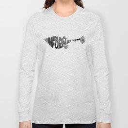 Info Fish Long Sleeve T-shirt