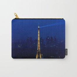 Paris-Tour Eiffel Carry-All Pouch