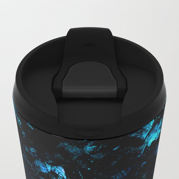 ο Pisces Metal Travel Mug
