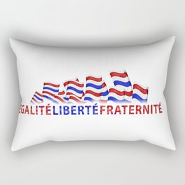 Bastille Day Rectangular Pillow