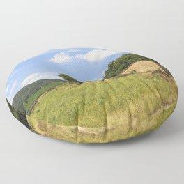 Tuscany's magic Floor Pillow