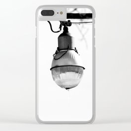 Street Light Clear iPhone Case