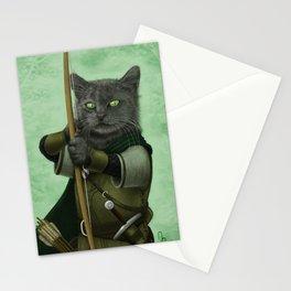 Ranger Cat Stationery Cards