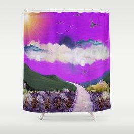 My Imaginary Shower Curtain
