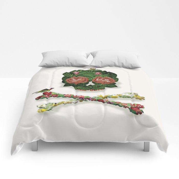 Life (colour option) Comforters