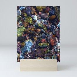 River Rock - The Country Life Mini Art Print