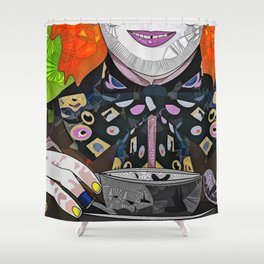 It's Always Tea Time! Shower Curtain