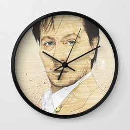 STANSFIELD Wall Clock