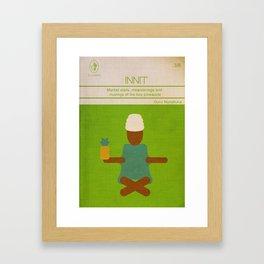 Boy Pineapple Framed Art Print