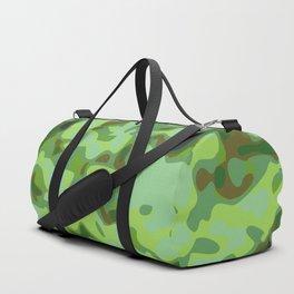 Green Mirage Duffle Bag
