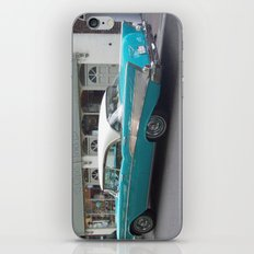Vintage Cars iPhone & iPod Skin