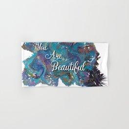 You are beautiful colorful design Hand & Bath Towel