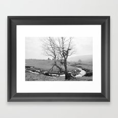 Jizerske hory #2 Framed Art Print