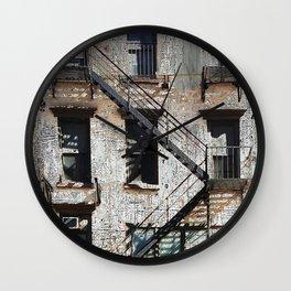 Better Days Wall Clock