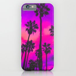 Aesthetic Palms iPhone Case