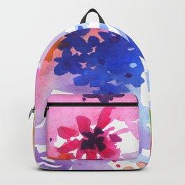 Pastel Bouquet Backpack