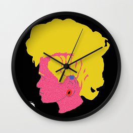 punk Wall Clock