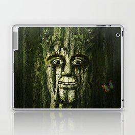 The Tremendous Mr. Treebley Laptop & iPad Skin