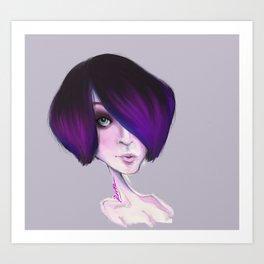 amilie Art Print
