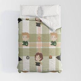 Supernatural pattern Comforters