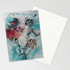 I am curious Stationery Cards
