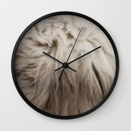 FUR Wall Clock