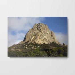 Rocky mountain Metal Print